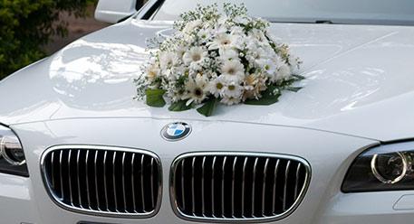 أسعار سيارات الزفاف