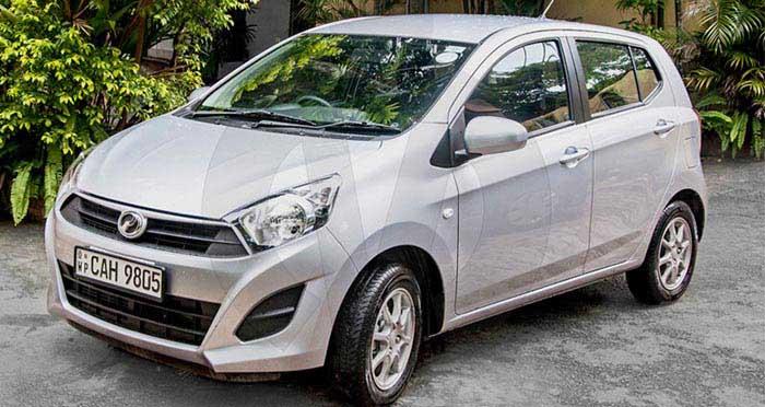 Perodua (Daihatsu) Axia