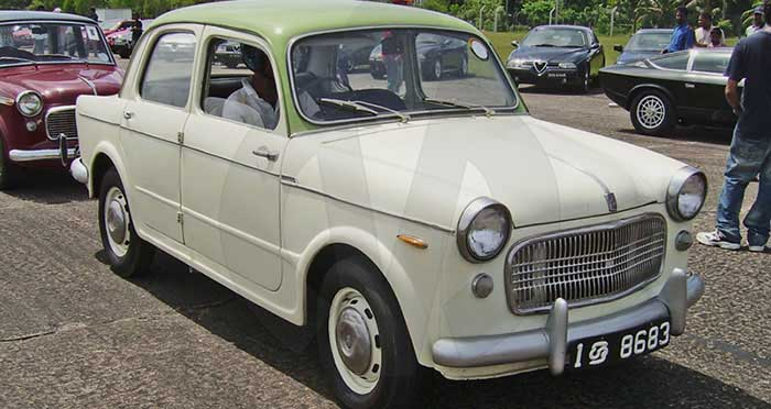 Fiat 1100 Milicento