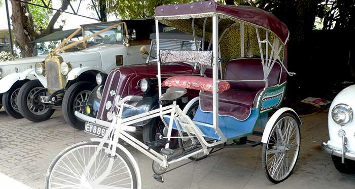 Cycle Rikshaw