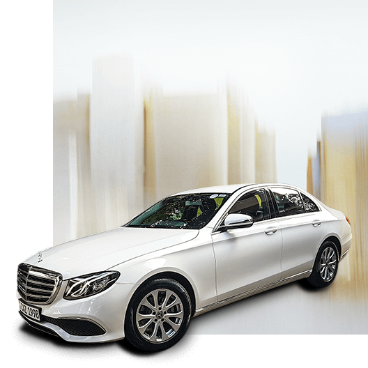 Luxury Benz cars for hire in Colombo
