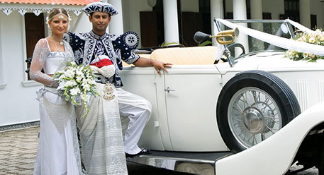 婚礼与活动