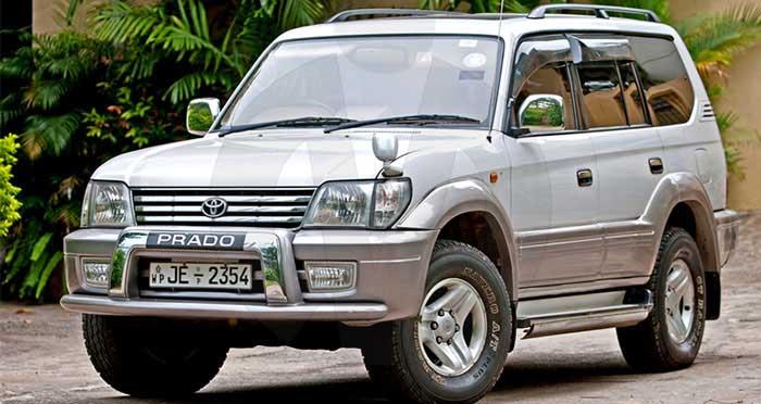 Toyota Land Cruiser Prado (TRJ 95 Series)