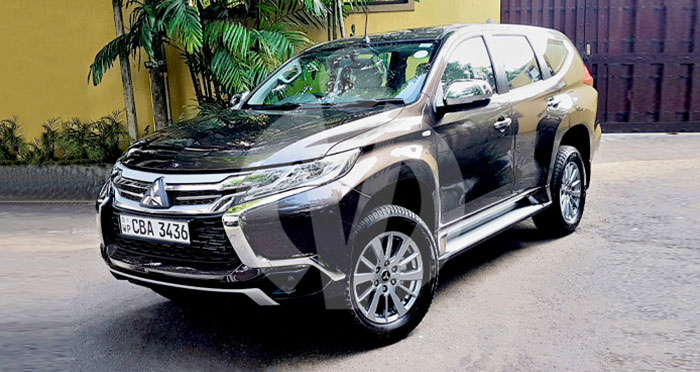 Mitsubishi Montero Sport New