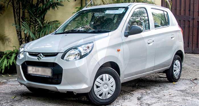 Suzuki Alto Premium
