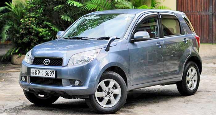 Toyota Rush/ Daihatsu Terios