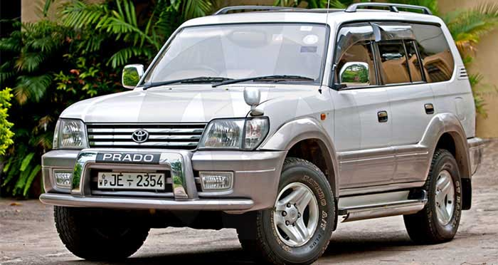 Toyota Land Cruiser Prado (TRJ 95 Series)