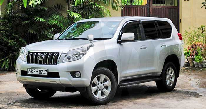 Toyota Land Cruiser Prado (TRJ 150 Series)