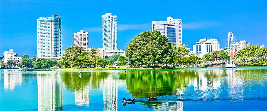 Places to see in Colombo