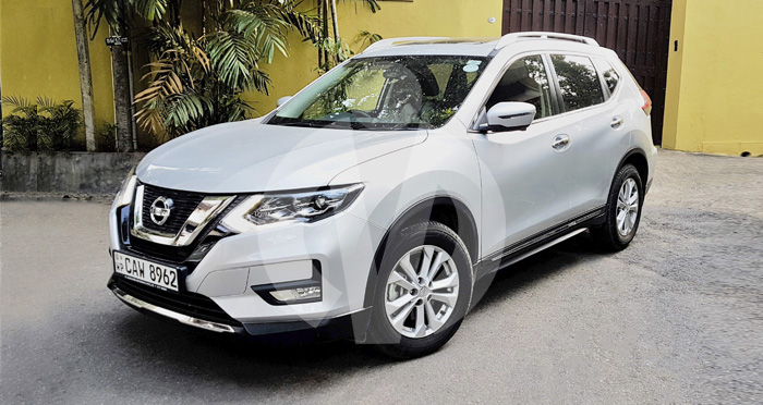 Nissan X Trail New