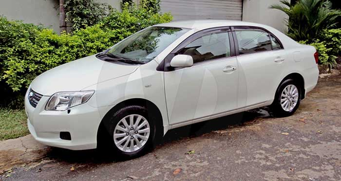 Toyota NZE 141