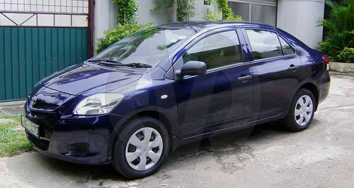 Toyota Yaris Sedan/ Belta