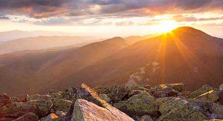 Rocks & Mountains
