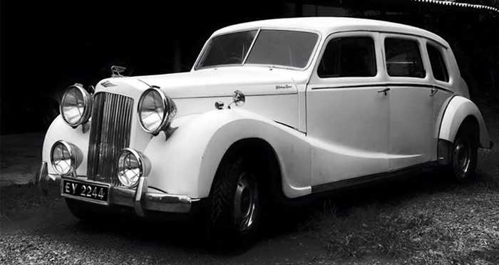 Austin Sheerline Royal Limousine 1949