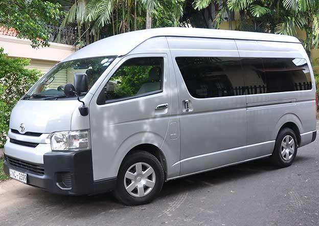 Toyota GRAND CABIN 12 + 1 Passenger. Multi A/C