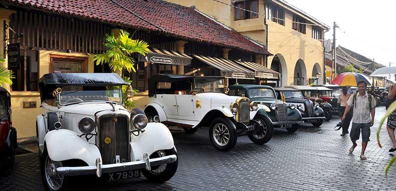 Sri Lanka Classic & Vintage Cars