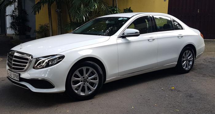 Mercedes Benz New E-Class