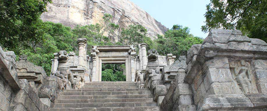 Historical places to visit in Sri Lanka