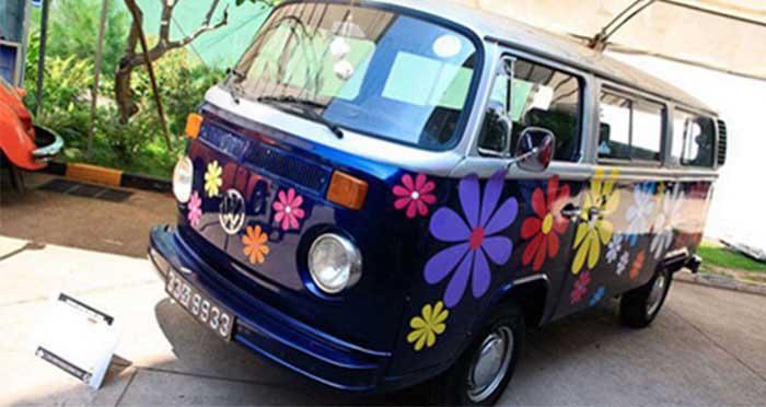 Beetle Van