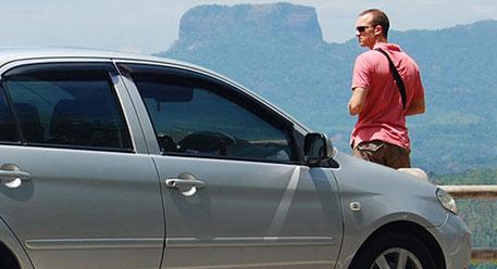 श्रीलंका में ड्राइव करना