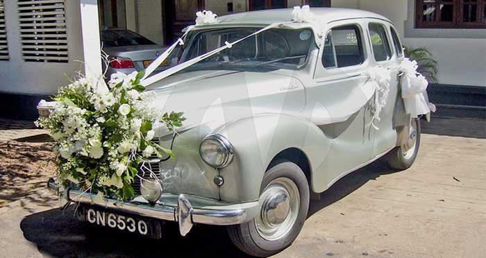 Austin A40 Devon