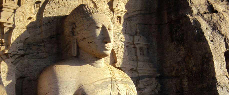 Sri Lanka ancient ruins