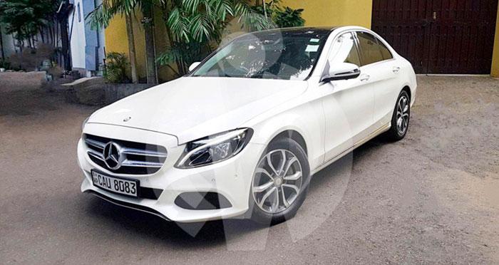 Mercedes Benz C350e New C-Class