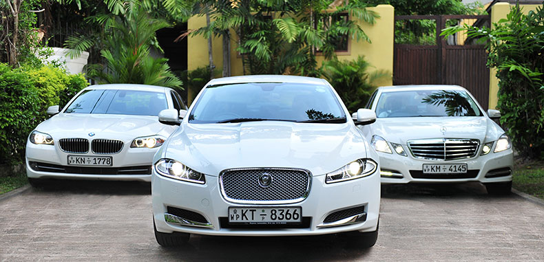 Luxury Vehicle: Wedding Cars For Hire Sri Lanka
