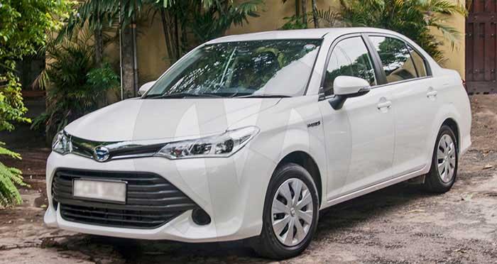 Toyota Corolla NKR 165 Axio Hybrid