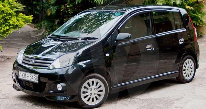 Perodua Viva (Daihatsu Charade)