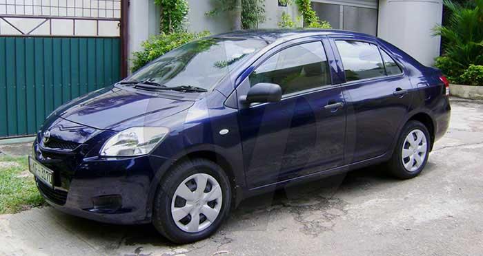 Toyota Yaris Sedan/ Belta
