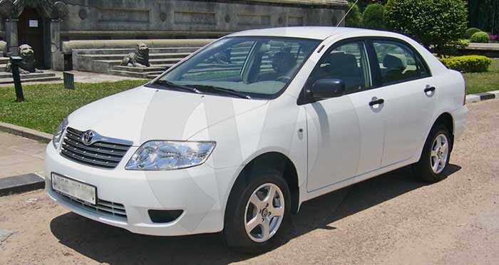 Toyota Corolla NZE 121 SEDAN