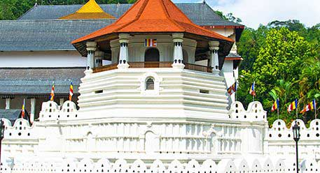 Sri Dalada Maligawa Sri Lanka