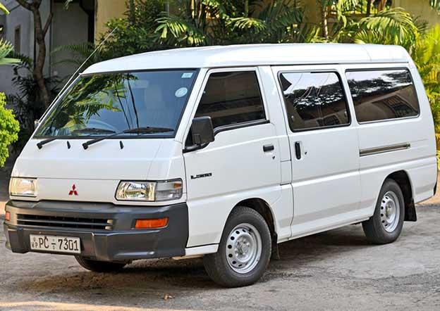Mitsubishi L300 6 Passenger Dual A/C