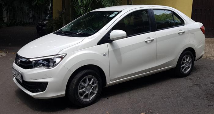 'Perodua Bezza Prime Sedan