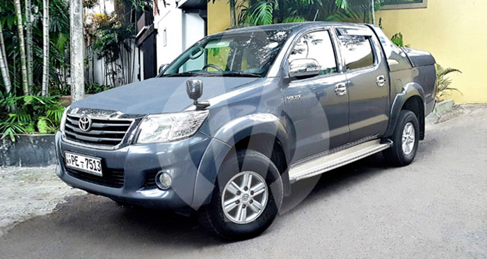 Toyota Hilux Double Cab 4WD Turbo