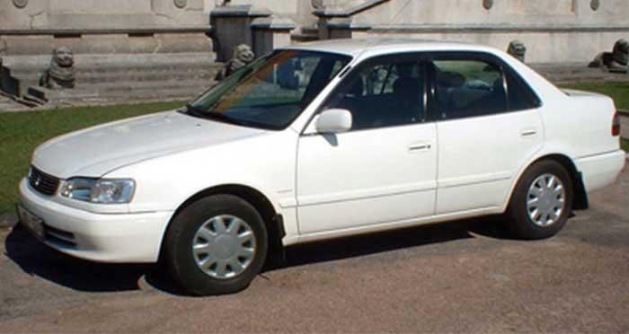 Toyota Corolla AE 110